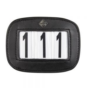 LeMieux-number-holder-rectangle-black-hr