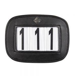 LeMieux-number-holder-rectangle-black-hr