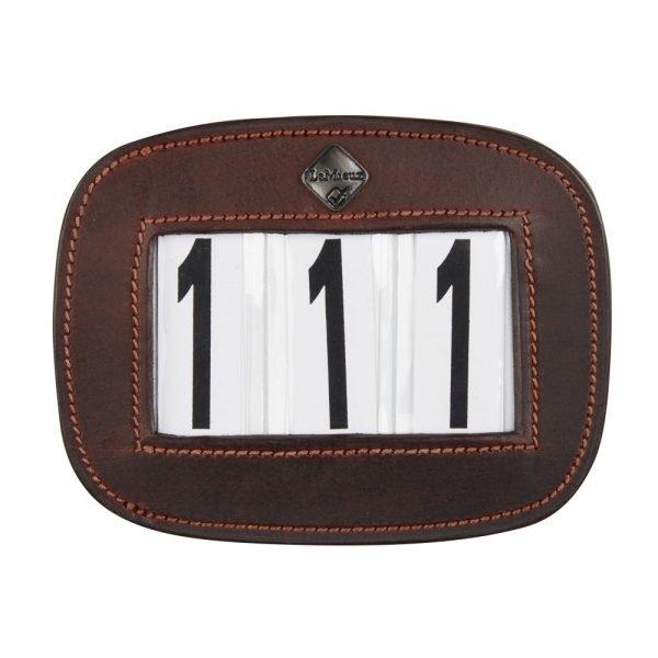 LeMieux Saddle Pad Number Holder