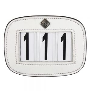 LeMieux-number-holder-rectangle-white-hr