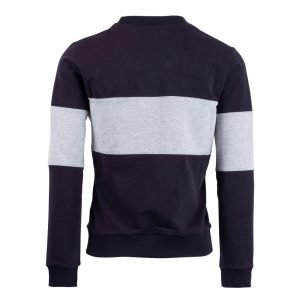 Montar-Natalie-Sweater-Navy-Back-Image