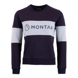 Montar-Natalie-Sweater-Navy-Front-Image