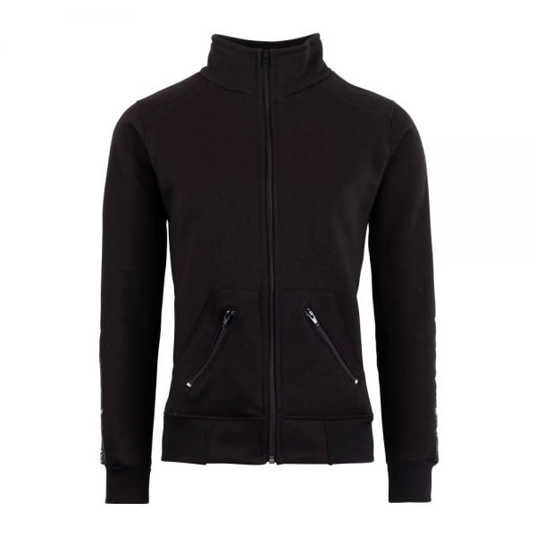 Montar-Penelope-Sweater-Black-Front-Image