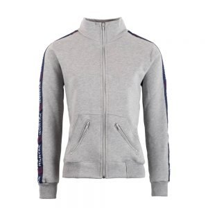 Montar-Penelope-Taped-Sweater-Grey-Front-Image