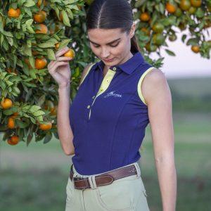 My-LeMieux-Sleeveless-Polo-Shirt-Navy-Citron-1