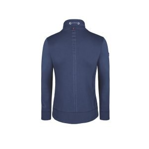 Cavallo-Paula-Ladies-Sweat-Jacket-Darkblue-2