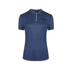 Cavallo-Pinka-Ladies-Polo-Shirt-Darkblue-1