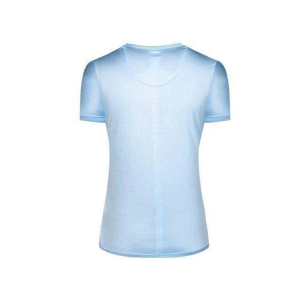Cavallo-Piper-Ladies-Round-Neck-T-Shirt-Light-Blue-2