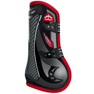 Veredus-Carbon-Gel-Vento-Tendon-Boots-Black-Red