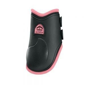 Veredus-Olympus-Fetlock-Boots-Black-Light-Pink