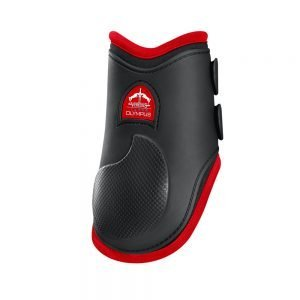 Veredus-Olympus-Fetlock-Boots-Black-Red