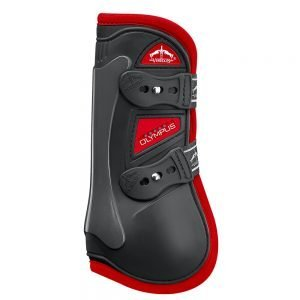 Veredus-Olympus-Tendon-Boots-Black-Red