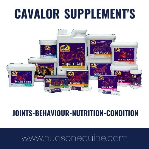 CAVALOR SUPPLEMENTS EMAIL