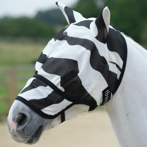 BUCAS Buzz-Off Zebra Fly Mask 651 P 1134 2