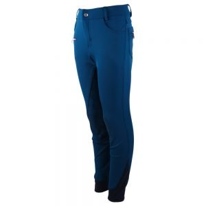 Easyrider-By-Eurostar-Full-Seat-Silicone-Breeches-Navy
