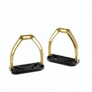 Amerigo-Aluminium-Stirrups-Gold