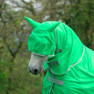 Bucas-Freedom Fly Mask Classic Green 434 652 P7613 copy