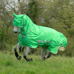 Bucas-Freedom Fly Sheet & Mask Classic Green 434 652 P7613