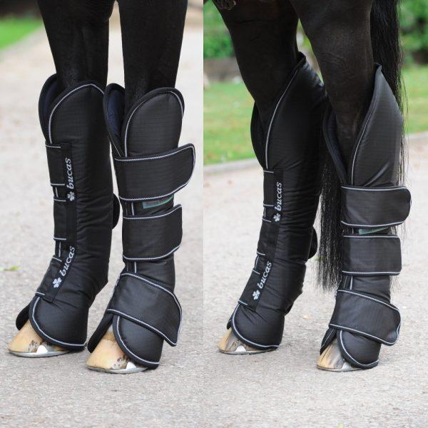 Bucas-Freedom-Travel-Boots-Black