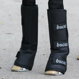 Bucas-Three-Quarter-Travel-Boots-Front