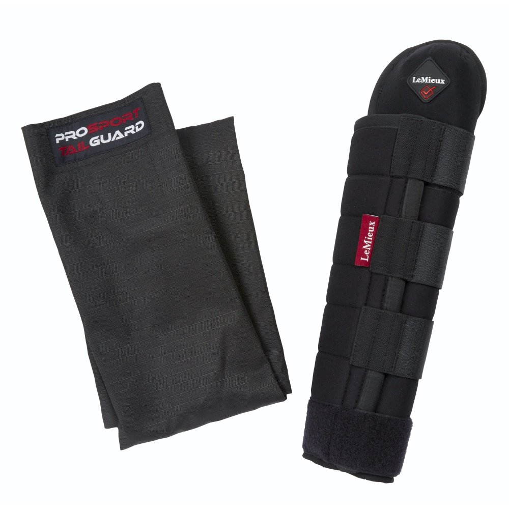 LeMieux-Pro-Sport-Tail-Guard-With-Bag-Black-2