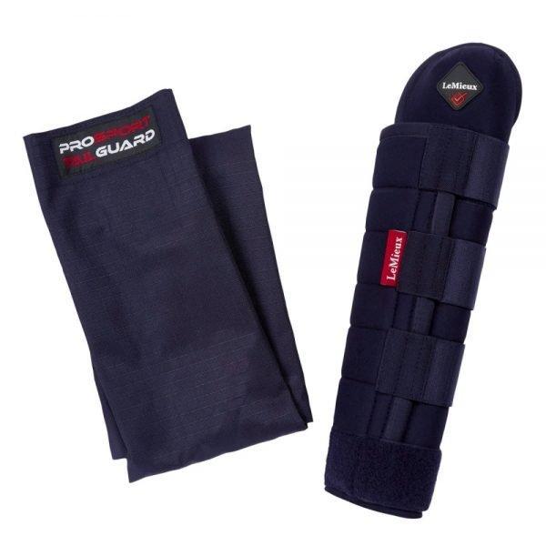 LeMieux-Tailguard-With-Bag-Navy