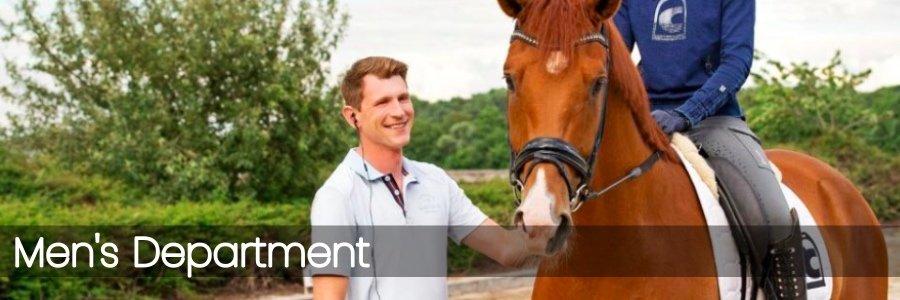 Men's Equestrian Department