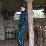 Cavallo-Ramana-Gilet-Petrol-Lifestyle