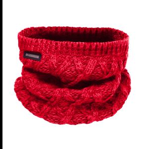 Cavallo-Rami-Ladies-Knitted-Neck-Warmer-Loop-Salsa-Red