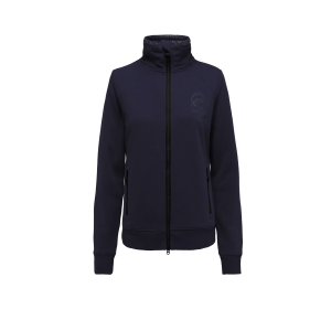Cavallo-Renna-Ladies-Sweat-Jacket-Studio-Image-Darkblue-2