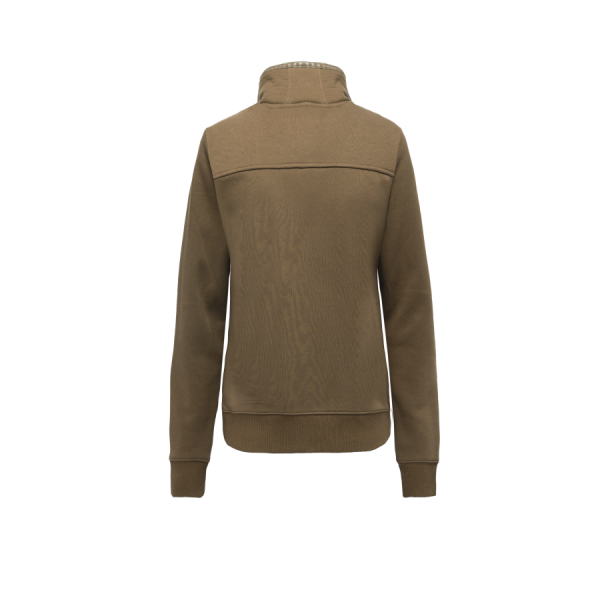 Cavallo-Renna-Ladies-Sweat-Jacket-Studio-Image-Oak-1