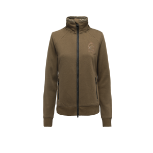 Cavallo-Renna-Ladies-Sweat-Jacket-Studio-Image-Oak-2