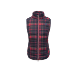 Cavallo-Romana-Ladies-Quilted-Gilet-Check-2