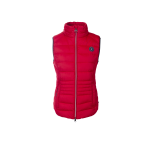 Cavallo-Romana-Ladies-Quilted-Gilet-Salsa-Red-2