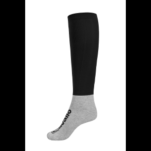 Cavallo-Saba-Duo-Socks-Black