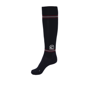 Cavallo-Samy-Up-Socks-Black