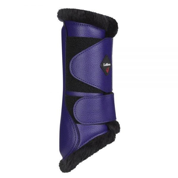 LeMieux Fleece Brushing Boots