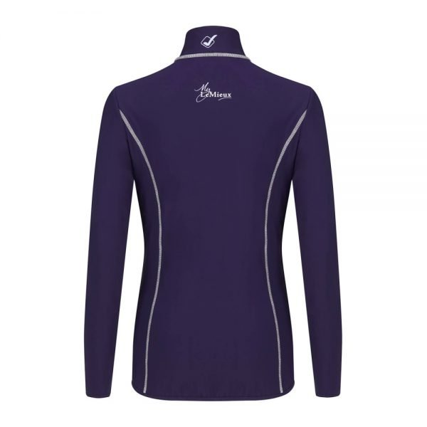 LeMieux-Madrisa-Fleece-Jacket-Ink-Blue-3