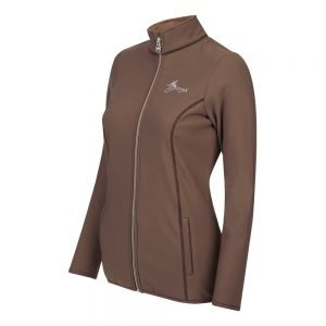 LeMieux-Madrisa-Fleece-Jacket-Mink-2