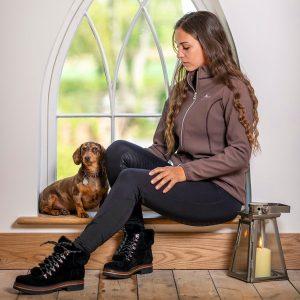 LeMieux-Madrisa-Fleece-Jacket-Mink-lifestyle