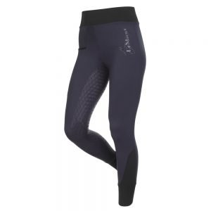 LeMieux-Seamless-Pull-On-Breeches-Navy-1