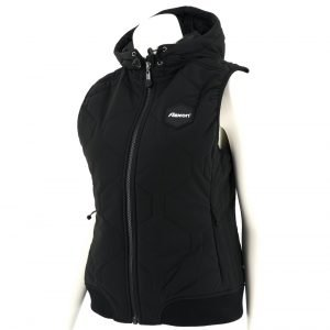Flex-On-Ladies-Gilet-Black-2