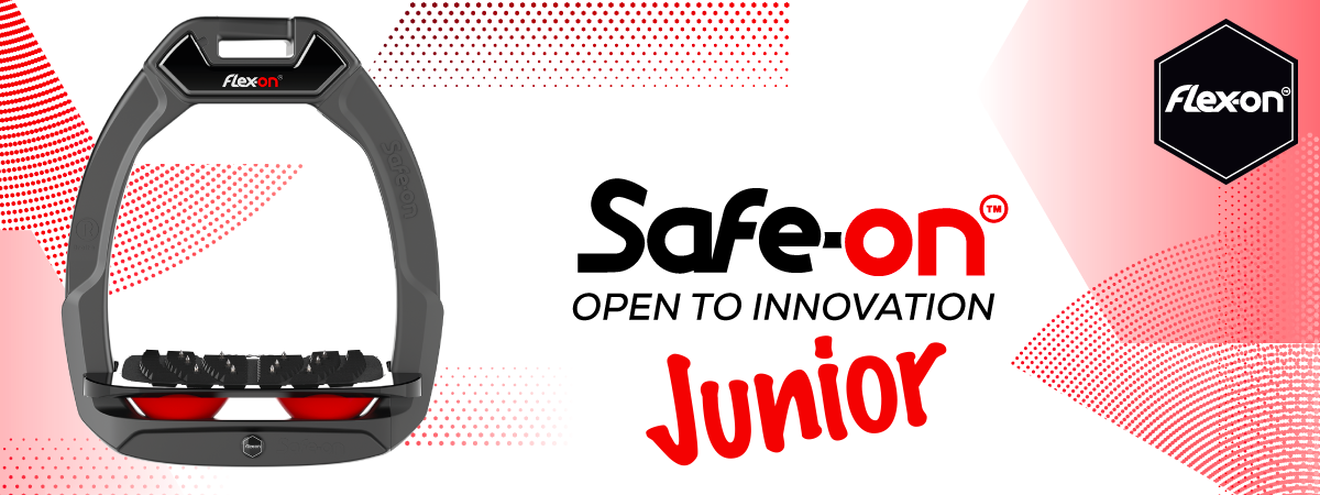 Flex-On Safe-On Junior Website Banner