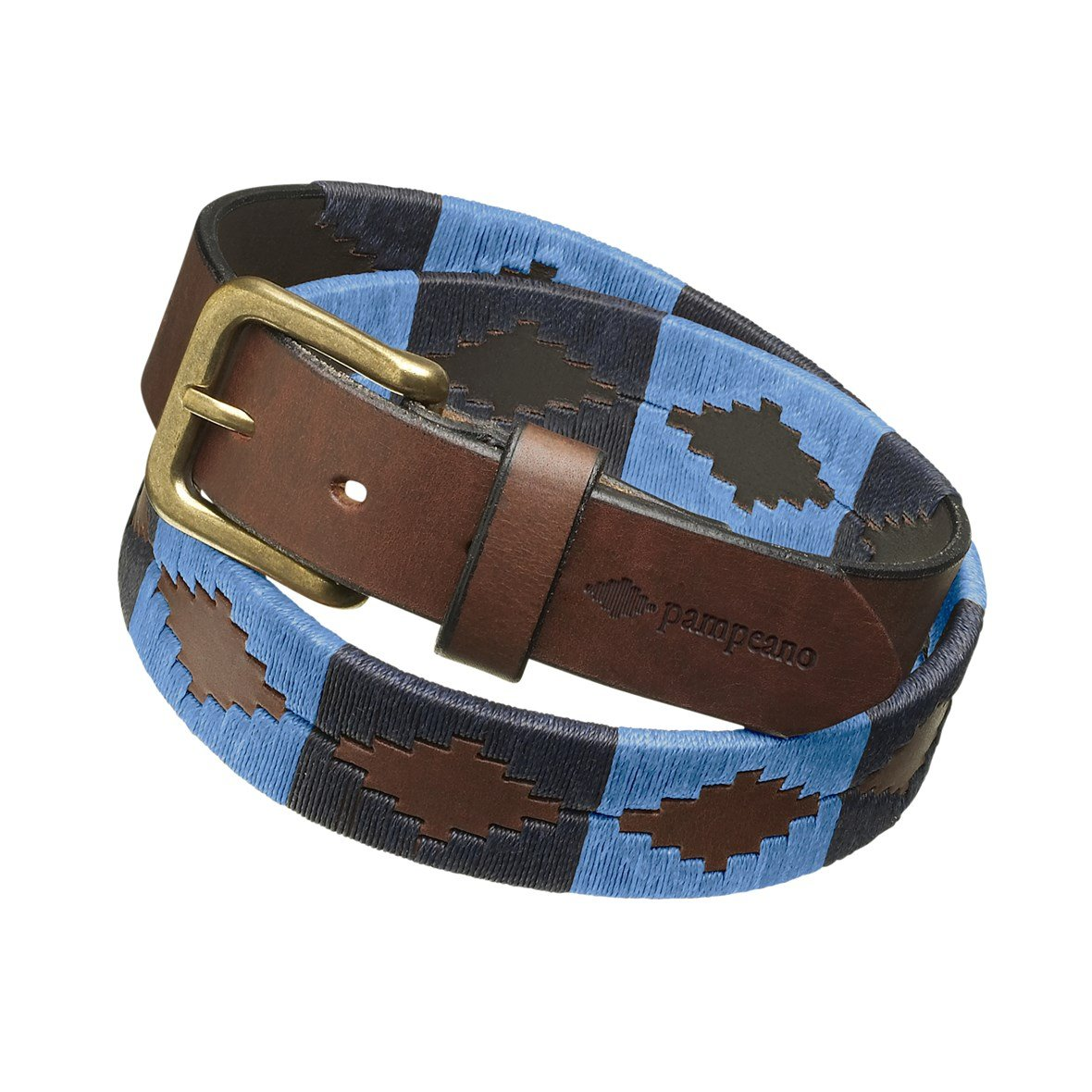 Pampeano-Classic-Leather-Polo-Belt-Azules