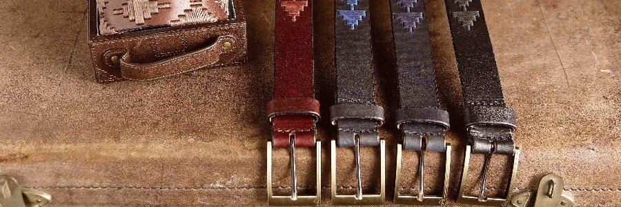 Pampeano-Polo-Belts