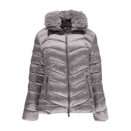 Rino-Pelle-Tiz-Ladies-Quilted-Short-Coat-Moonrock-1