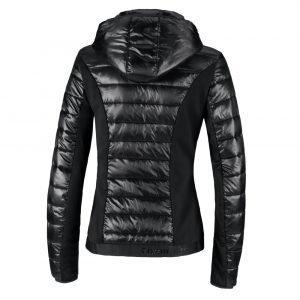 Pikeur-Leyla-Ladies-Hybrid-Quilted-Jacket-Black-Rear