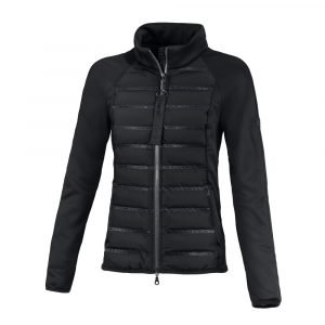 Pikeur-Lien-Ladies-Quilted-Jacket-Black