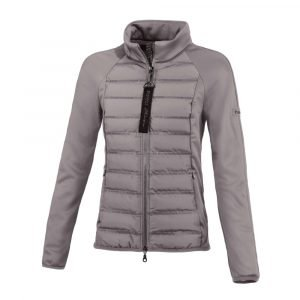 Pikeur-Lien-Ladies-Quilted-Jacket-Light-Taupe