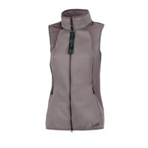 Pikeur-Lin-Ladies-Functional-Gilet-Light-Taupe